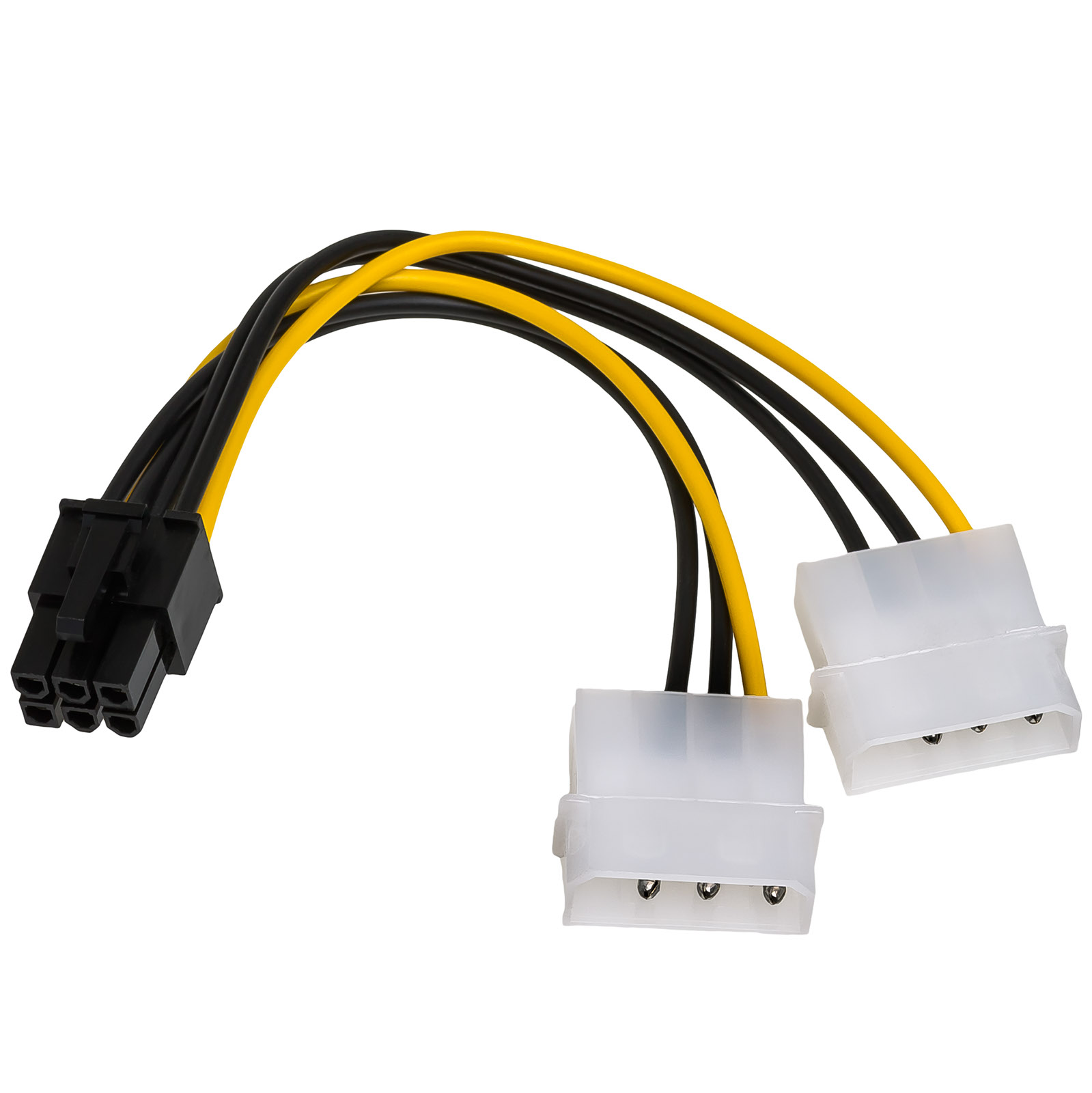 main_image Адаптер 2x Molex / PCI-Express 6-контактный АК-CA-13